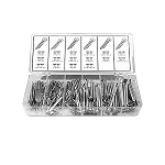Mr Mower parts Cotter Pin Assortment Kit (280 Peices ) # 08-410
